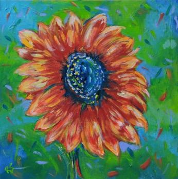 SunflowerInJuly1