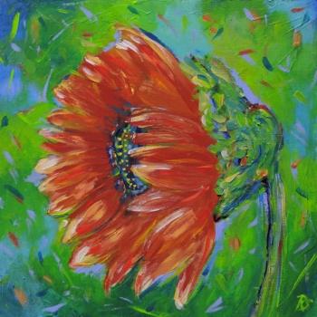 SunflowerInJuly2