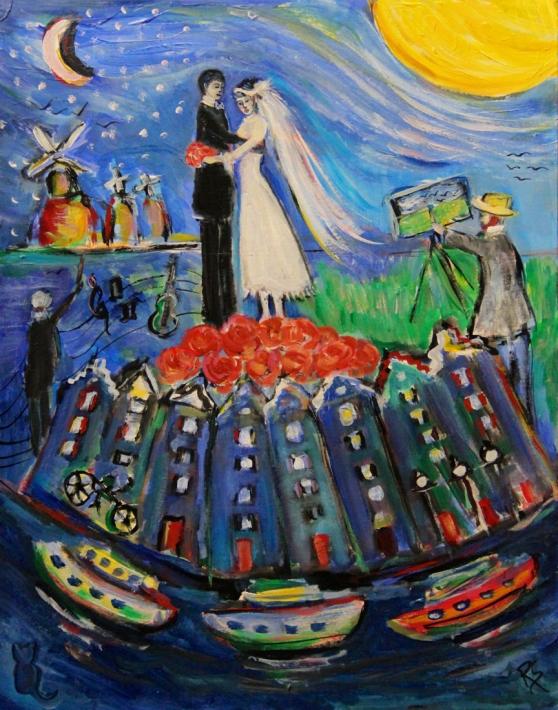 ChagallInspiredPainting