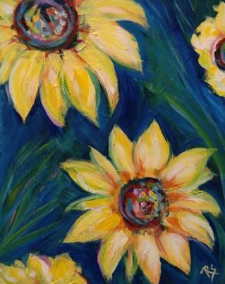 SunflowersInSeptember