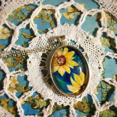 sunflowerpendant2