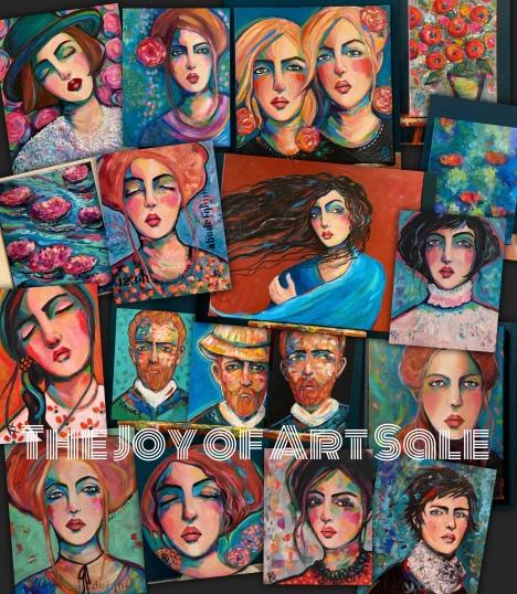 The Joy of Art Sale